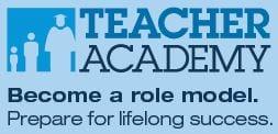 Teacher Academy logo